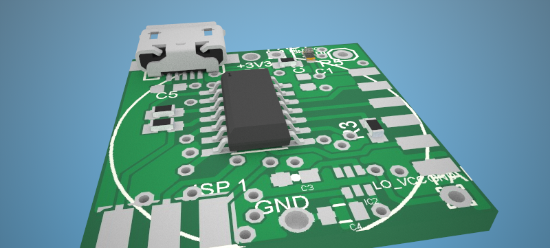 3D modelling of PCB designs – Martin's corner on the web