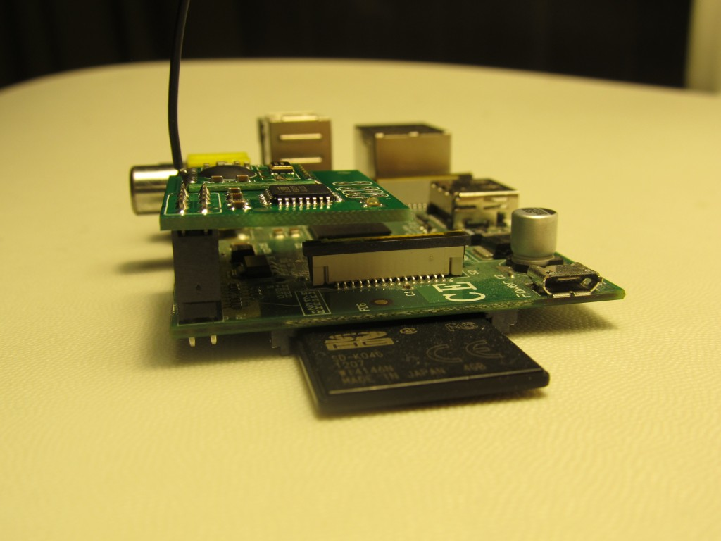 Raspberry Pi root file system in read-only mode