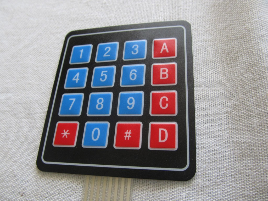 Low Voltage Keypad : Low power serial keypad martin s corner on the web