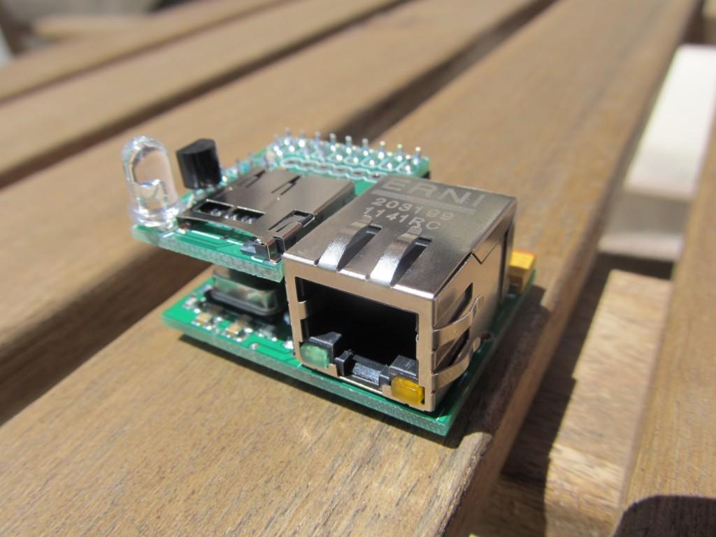 Testing The Micro Iot Gateway Shield Martin S Corner On