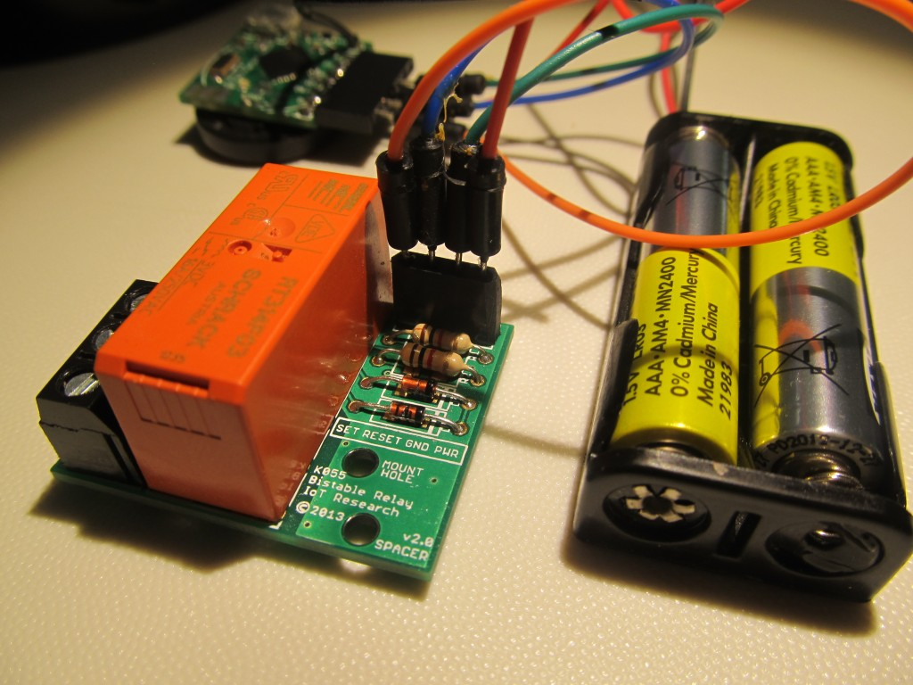 Trying Out Bistable Latching Relay Martins Corner On The Web Circuit Img 2852 2851 2850