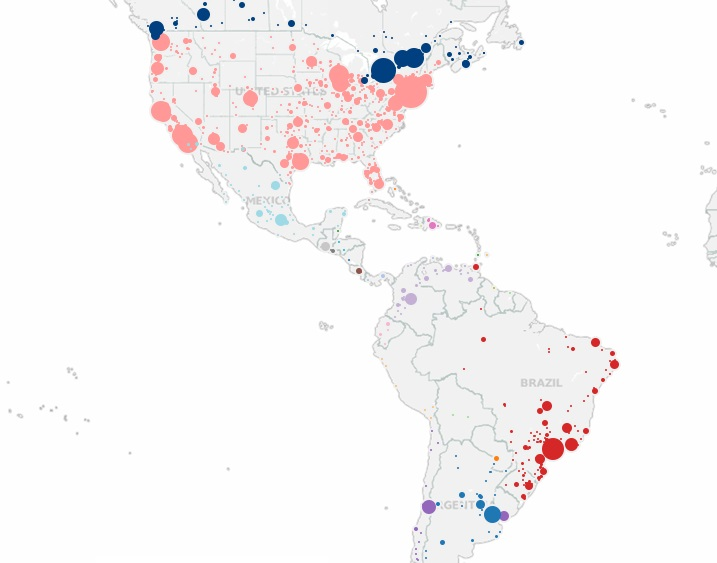 visits_americas