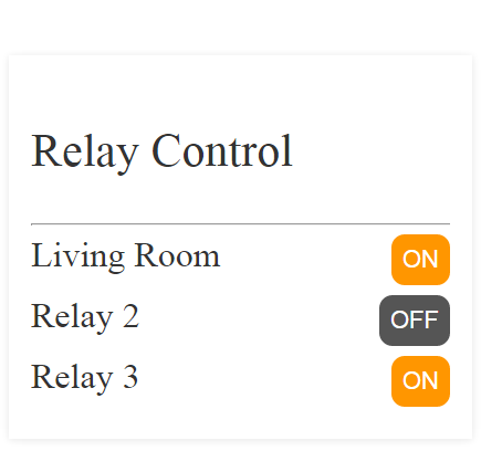 control-relay-html