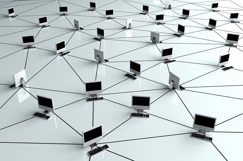 Local hostname for connected devices
