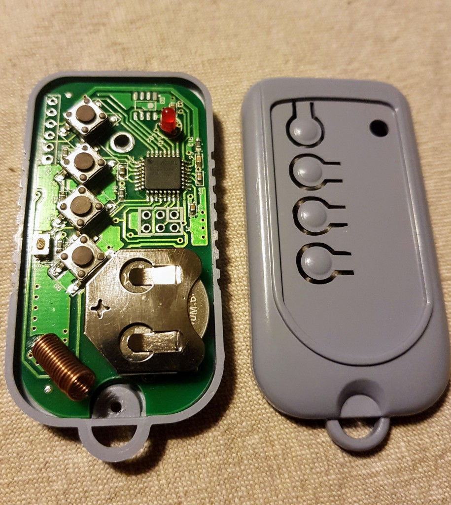 High security key fob project
