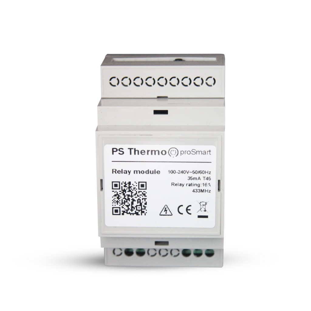 Relay actuator for PS Thermo